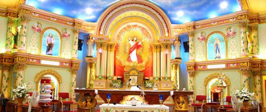 St  Thomas Forane Church | Banglore